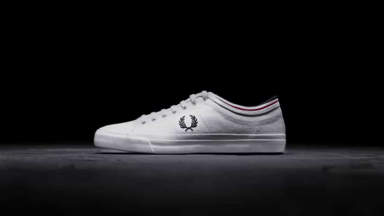 The Kendrick. Fred Perry footwear. - YouTube bf6cfd2f98