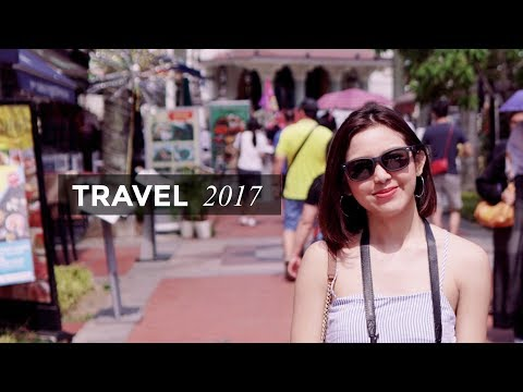 My 2017 Travel Vlog