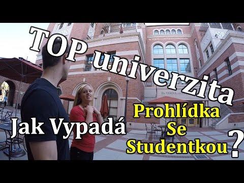 PRESTIŽNÍ AMERICKÁ UNIVERZITA - s českou studentkou!