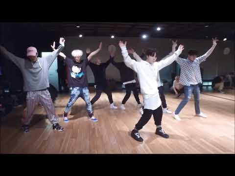 IKON Dance Practice Compilation (Love Scenario, Bling Bling, Rhythm Ta)