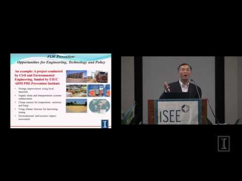 iSEE Congress: Session 3 — Coupled Natural & Human Systems for Sustainable Food, Water, Energy
