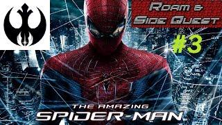 the amazing spider man roam quest 3 mr xtreme iguana boss