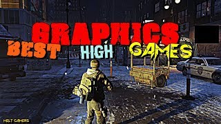 [Low Pc ] Top 10 Best Graphics Games For Medium Pc #9 | Melt Gamers - BBTD