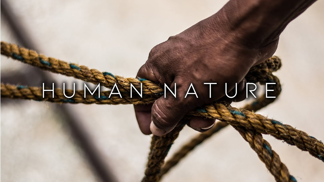 Human Nature - A Spoken Word Film