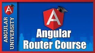 angular router course sample covers angular final release