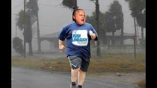 Limbaugh: What Hurricane? I'm Just Evacuating For