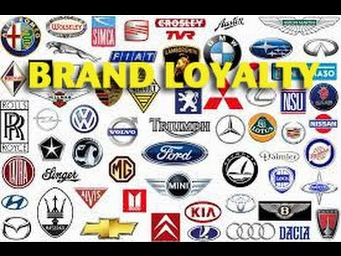 Brand Loyalty -ETCG1