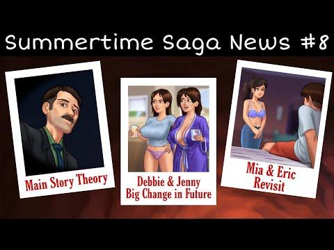 Biggest Change in Summertime Saga | Main Story Pt 3 Theory | Mia & Eric Revisit | StarSip Gamer |