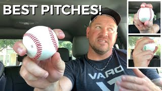 """3 """"MUST HAVE"""" BASEBALL PITCHES! ⚾️🔥 Video"""