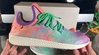 Adidas X Pharrell Williams HOLI Tennis Hu Review!