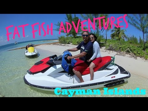 Fat Fish Adventures | Stingray City | Jet Ski Tour | Cayman Islands