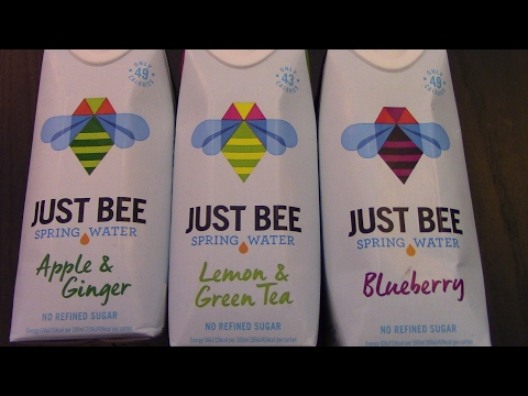 Just Bee REVIEW as seen on Dragons Den