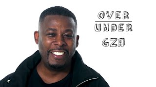 GZA Rates Björk, Republicans, and Crazy Rich Asians | Over/Under