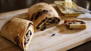 Super Simple Homemade Cinnamon Raisin Bread