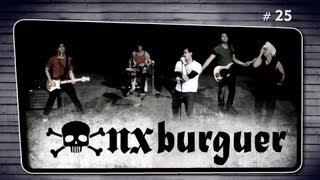 NX BURGUER | Paródia NX Zero - Além de Mim
