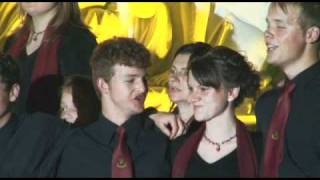 East Rand Youth Choir - I Leave with a song.wmv