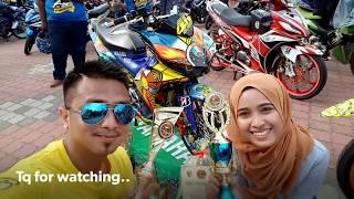 Mega TTS 135LC Teluk Batik Perak 2017 ( Motorshow )