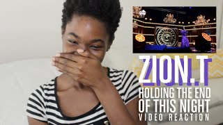 Zion.T (자이언티) - Holding the End of This Night | Video Reaction