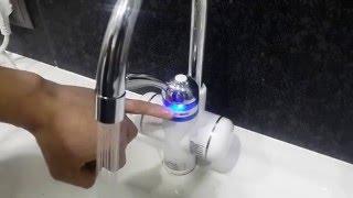 Смеситель с проточным водонагревателем Rapid. Обзор и интересные факты - EcoPlanet