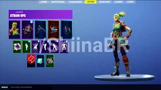 New STRAW OPS SCARECROW SKIN With BACKBLING And PICKAXE Coming To FORTNITE BATTLE ROYALE