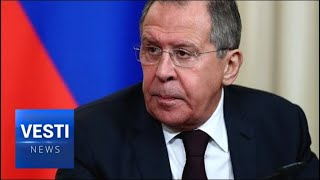 "Lavrov: ""We Need Facts, Not Suspicions"" - Addresses UK's Latest Hostiles Measures Against Russia"