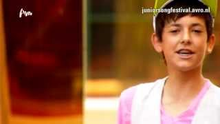 The Junior Eurovision Song Contest singer  Alessandro song Una Chica Especial  2012
