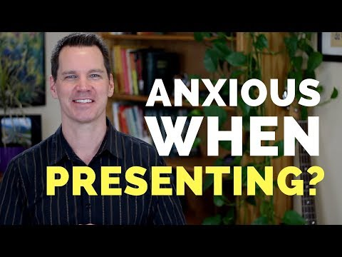 Public Speaking Anxiety Tips
