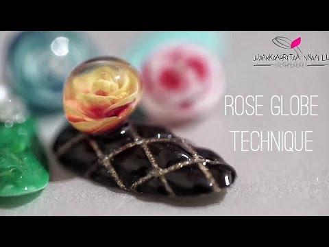Rose Globe Technique Tutorial