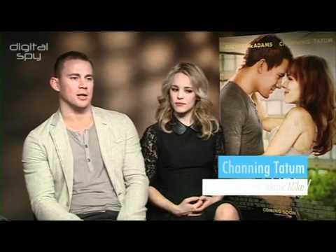 Channing Tatum On Stripper Movie 'Magic Mike'