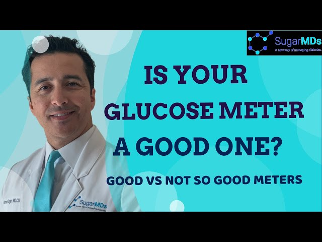 Time to Replace Glucose Meter? Is it ACCURATE ? How to know? Doctor explains SugarMD