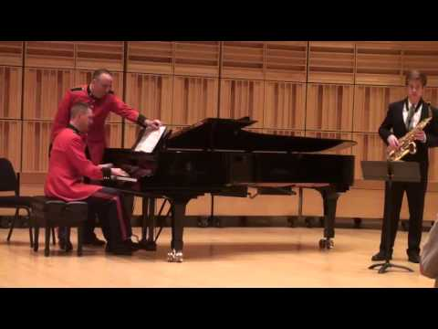 Paul Creston Concerto for Alto Saxophone - Mvt. 1