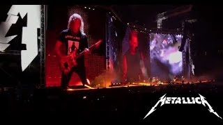 Metallica - Battery - Seattle WA - Live August 9th 2017