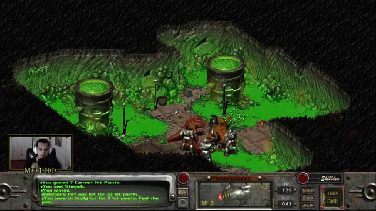 Fallout 2 melchior