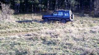 Land Rover Discovery 2.5 TDI 1995 4x4