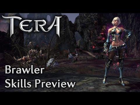 Tera - Une Nouvelle classe les Brawlers