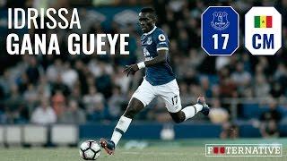 Idrissa Gana Gueye l Everton 2016/17