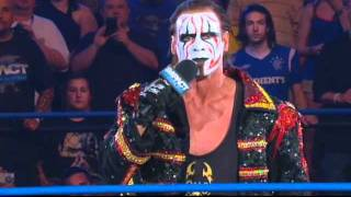 Mr. Anderson Has A Surprise For Sting