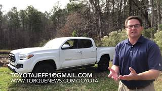 Review Of 2020 Toyota Tacoma SR5 V6 - WOW!