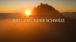 """Trailer live Multivision """"Naturwunder Schweiz"""""""
