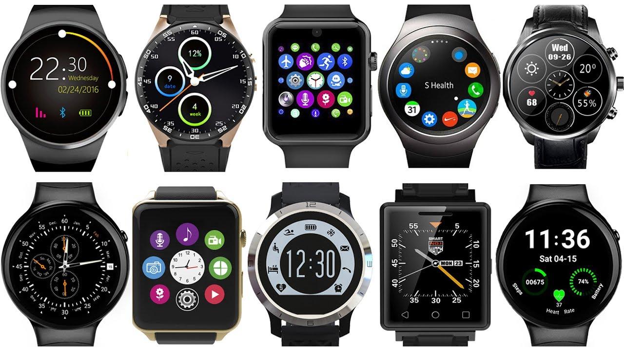 Лучшие умные часы года — взрослые, детские, спортивные — по отзывам экспертов и обычных покупателей.