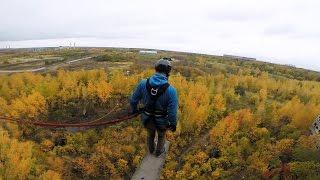 GoPro: Russian Rope Swing
