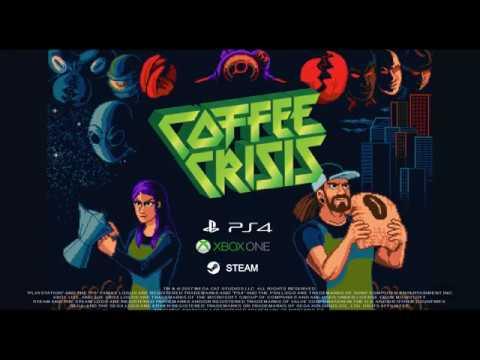 Coffee Crisis Gameplay Trailer