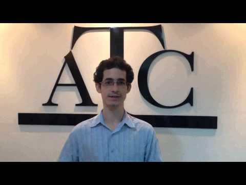 Depoimento sobre o Intensive Coaching do Curso ATC Jurídicos.