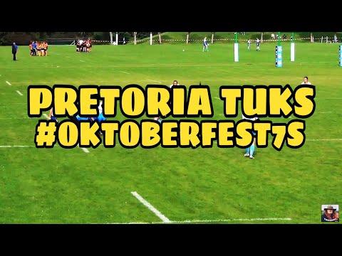 RUGBY OKTOBERFEST 7S -Pretoria Tuks-