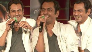Nawazuddin Siddiqui Funny Interview   Haraamkhor Success    Latest Interview   2017
