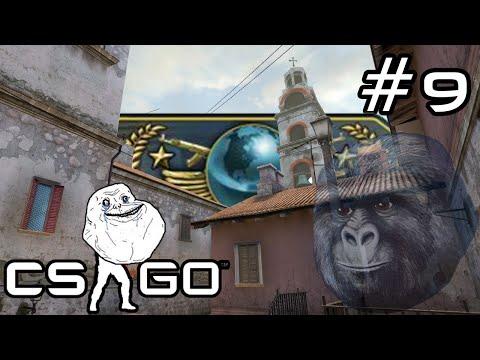 CS:GO Solo Queue to Global Elite #9