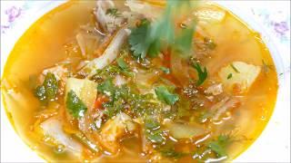 Щи - Рецепт из Квашеной Капусты со Свининой