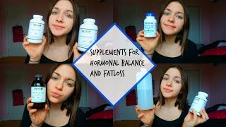 supplements for fat loss, clear skin and hormone balance