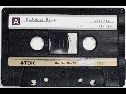 Madonna 80's Hits