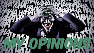 My Opinions on THE KILLING JOKE Movie Right After Seeing It